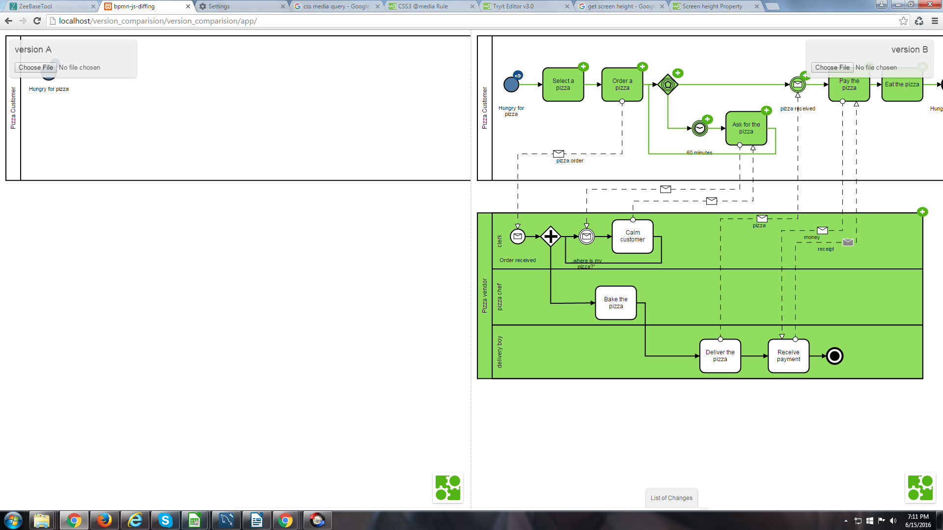 Bpmn js diffing comparing changes hides diagram from user view pasted image1920x1080 178 kb pooptronica Choice Image
