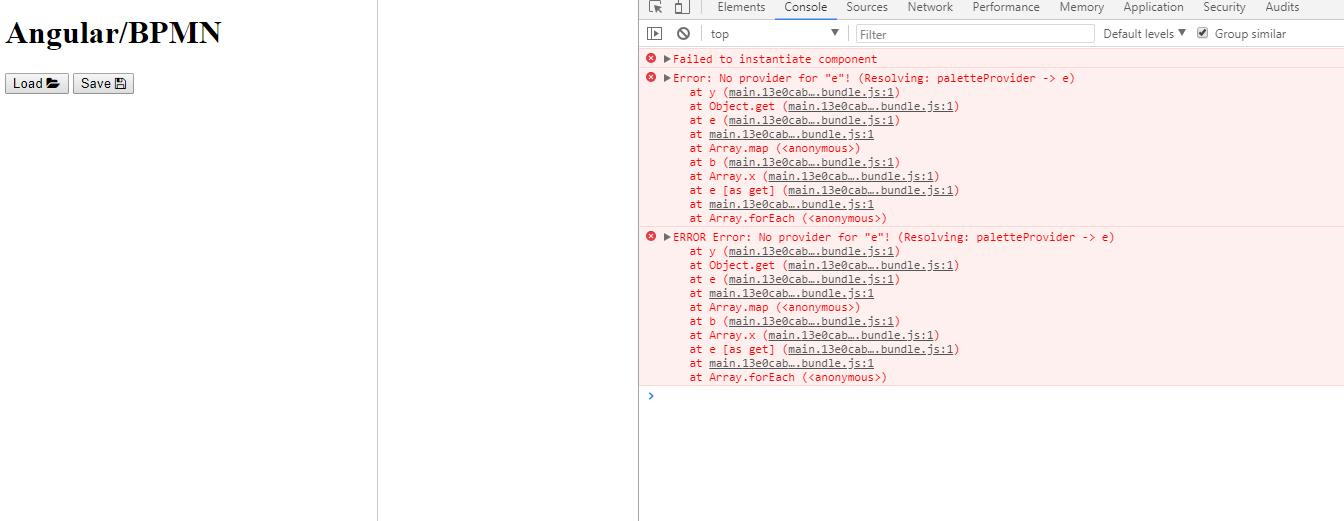 Angular 5 CLI-based BPMN project now on Github - Developers - Forum